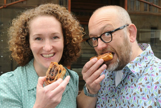 Alison Wright: leaves Engine to relaunch bakery with husband Tim Hayward