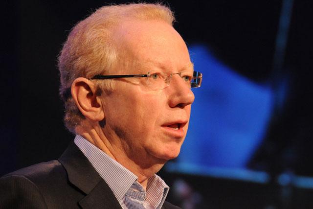 Mark Wood: chief executive of Future