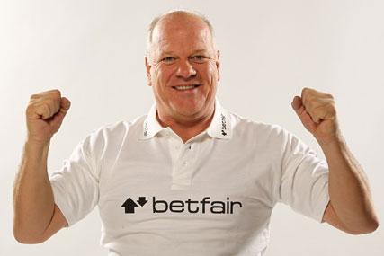 Gray: Betfair brand ambassador
