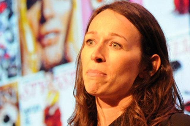 Lisa Smosarski: editor of Stylist magazine