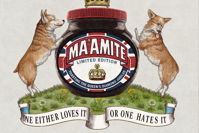 Marmite: media goes to PHD