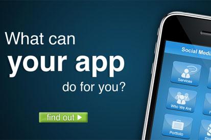 Sweb Apps' five minute app creator
