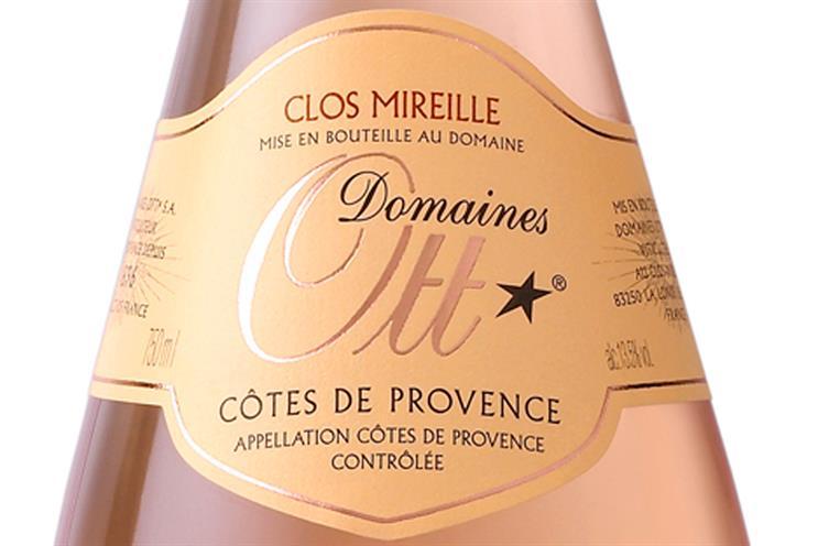 No 68: A bottle of Domaines Ott