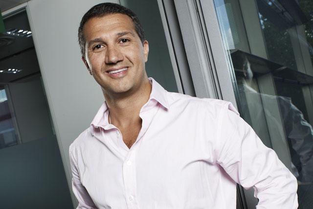 Errol Baran: leaving Channel 4