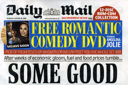 Daily Mail General Trust...1,000 job cuts at regional papers