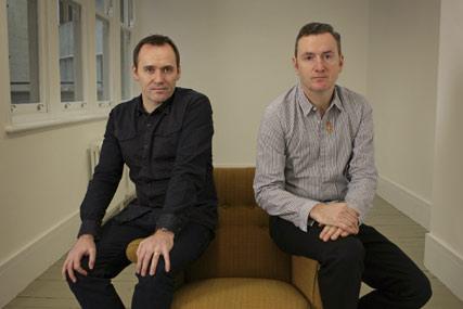 Rumbol and Green: two of 101's founders