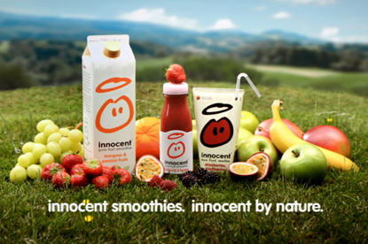 Innocent...appoints Fallon to ad account