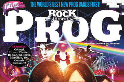 Classic Prog...spin off by Future Publishing