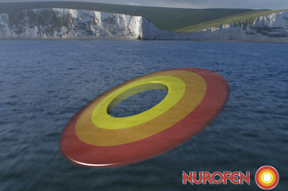 Nurofen…Mother landed the account