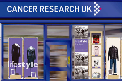 Cancer Research...appoints Abbott Mead Vickers BBDO