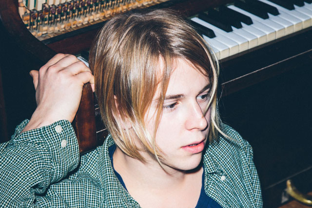 Tom Odell: singer features in Sony's Xperia Access campaign