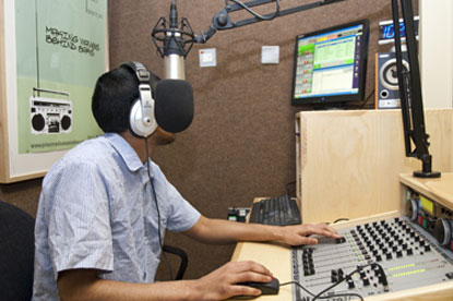 Electric Radio Brixton... awarded