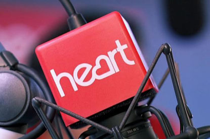 Heart... Global Radio station