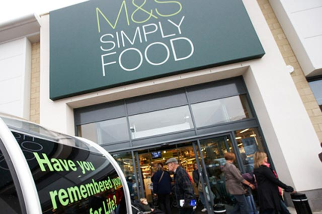 M&S: Morrisons executive hired to run its Simply Food outlets