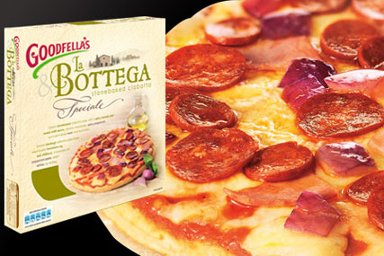 Northern Foods: hit by cost of Goodfellas relaunch campaign