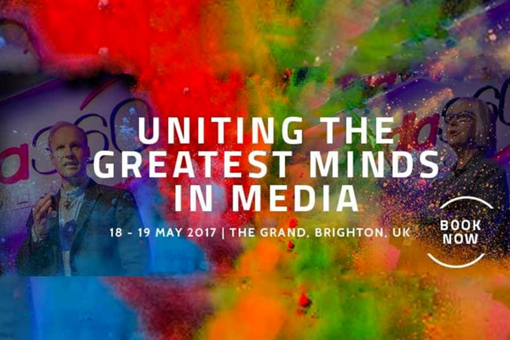 Media 360: Making sense of media: trends, insights, opportunity |18-19 May 2017
