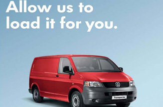 Volkswagen promotes commercial vehicles in integrated campaign