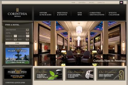 Corinthia Hotels…seeking agency