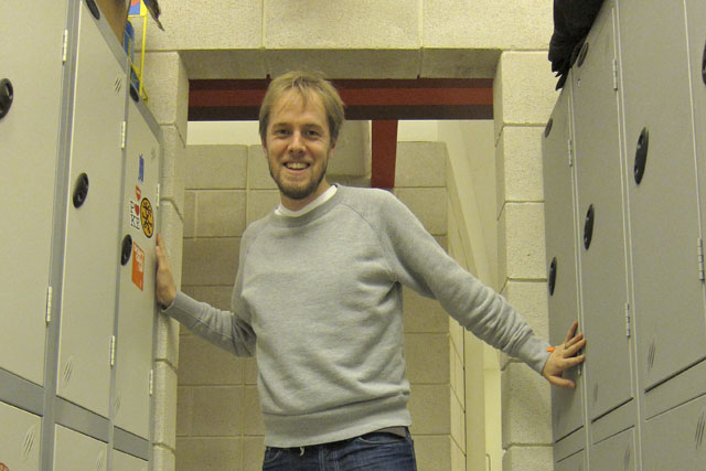 Iain Tait: joined Wieden & Kennedy in 2010