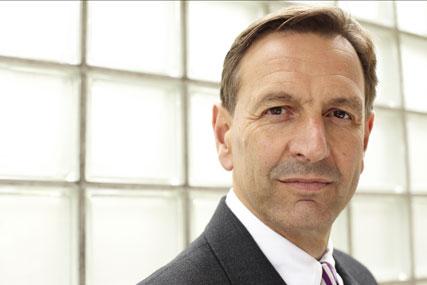 Mark Lund: COI chief executive