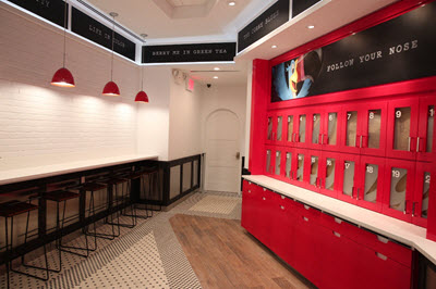 The branded café will serve dishes featuring Kellogg's cereals