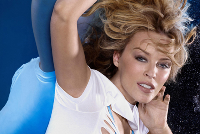 Kylie Minogue: Xbox signs up to sponsor tour