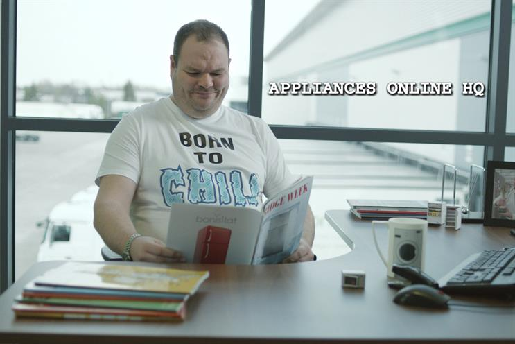 Appliances Online: BMB has already created its first-ever ad campaign