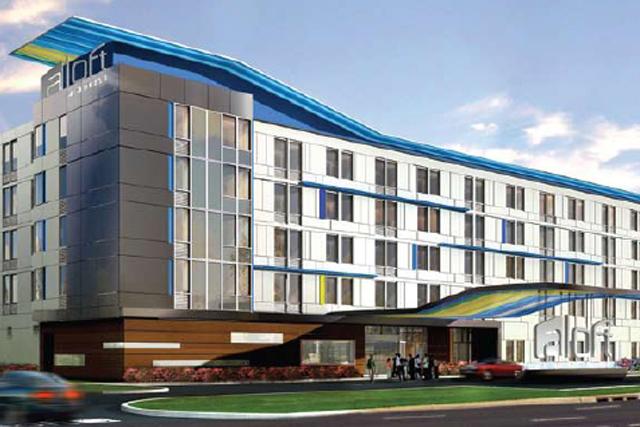 Aloft: hotel chain readies UK expansion