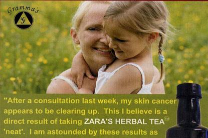 Zara's... campaign