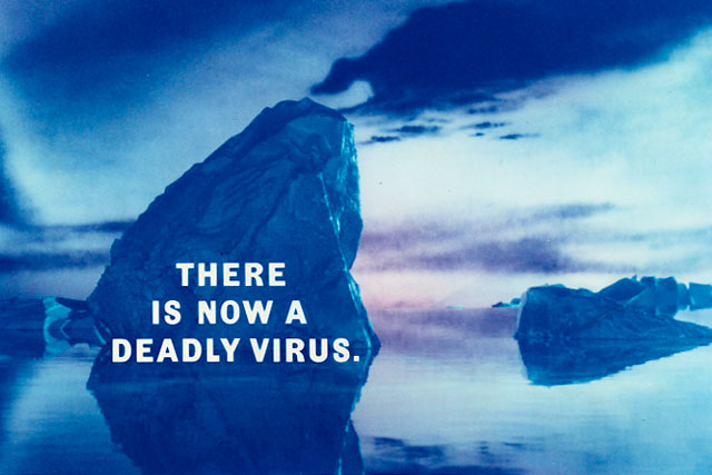 HIV and Aids: TBWA created the hard-hitting 80s ads