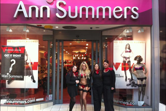 314b649a16 Ann Summers: has retained Goodstuff for its media planning and buying  account