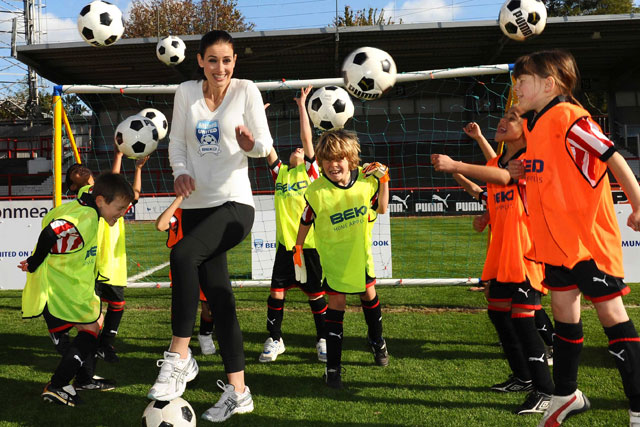 Beko: Kirsty Gallacher fronts 'mums united' campaign
