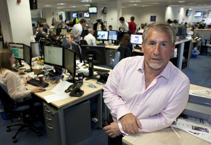 Simon Kelner, editor-in-chief, The Independent