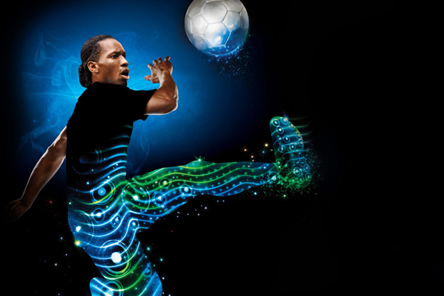 Didier Drogba: features in new Pepsi Max XBox Live game