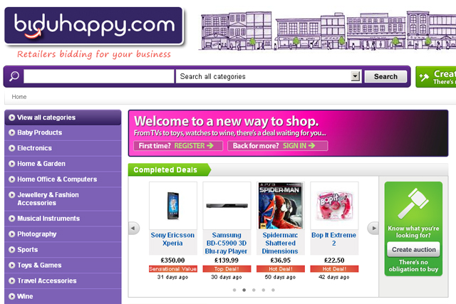 Biduhappy: online marketplace launches in December