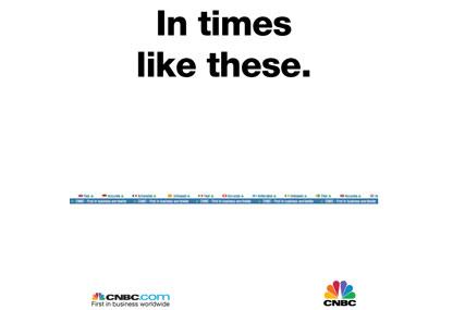 CNBC: launching pan-European ad drive