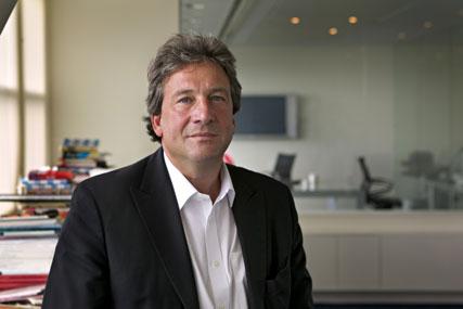 David Kershaw: M&C Saatchi chief executive
