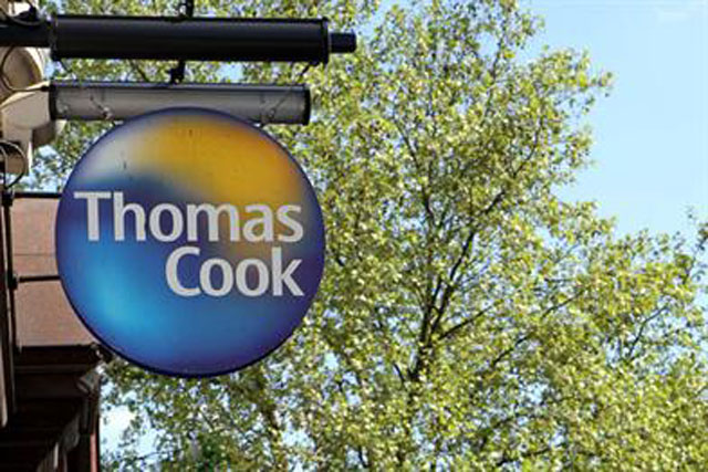 Thomas Cook: plans to close 200 stores over the next two years