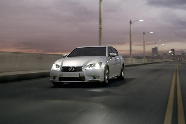 Lexus: appoints CHI & Partners