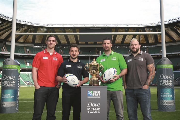 We speak to brands about the appeal of rugby with a month to go until the Rugby World Cup