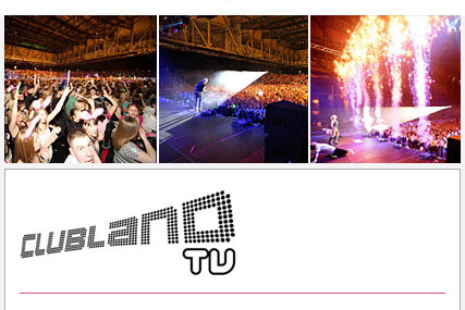 Media Icon channel Clubland TV