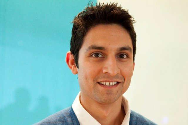 Shah: takes position of head of strategy