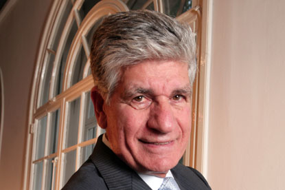 Maurice Lévy...Publicis Group chief executive