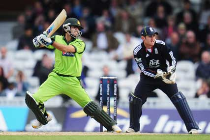 Cricket: the ECB has appointed Modern-English