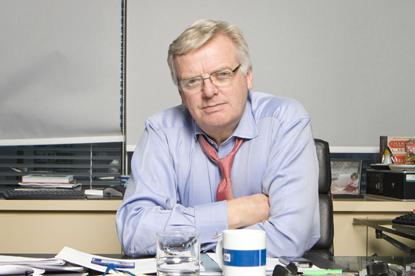 Grade... ITV executive chairman
