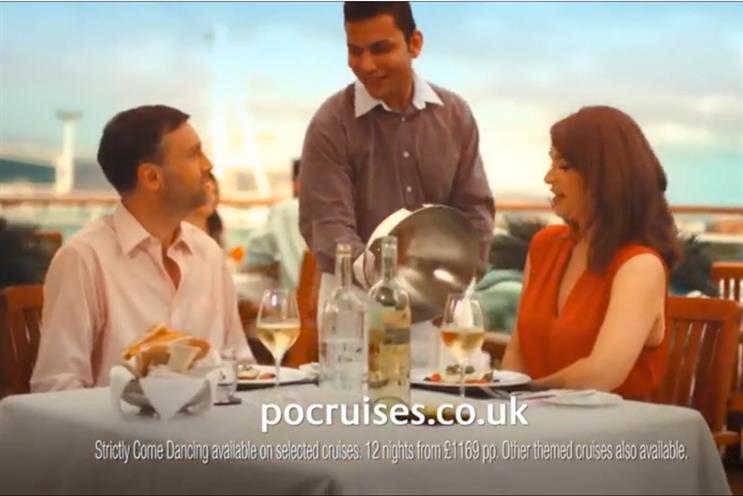 Turkey of the Week: P&O Cruises