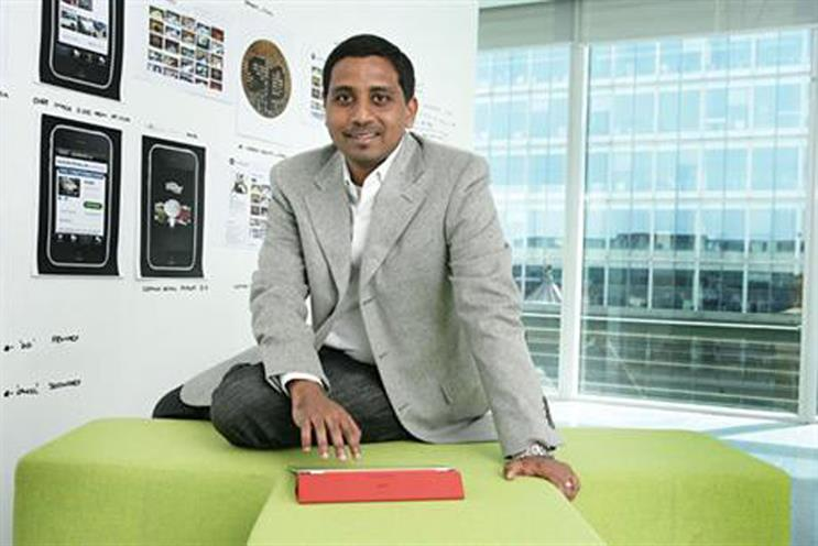 Nigel Vaz: promoted to European MD, SapientNitro