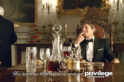 Privilege…Engine wins £20 million account