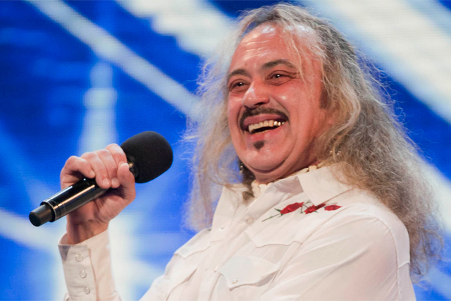 Wagner: X Factor contestant
