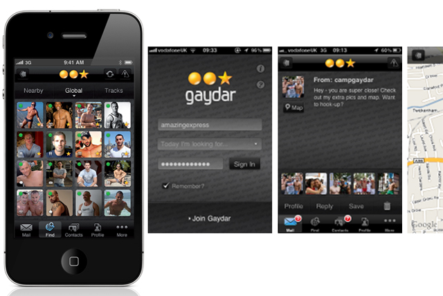 Gaydar co uk app